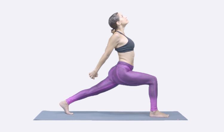 流瑜伽二级