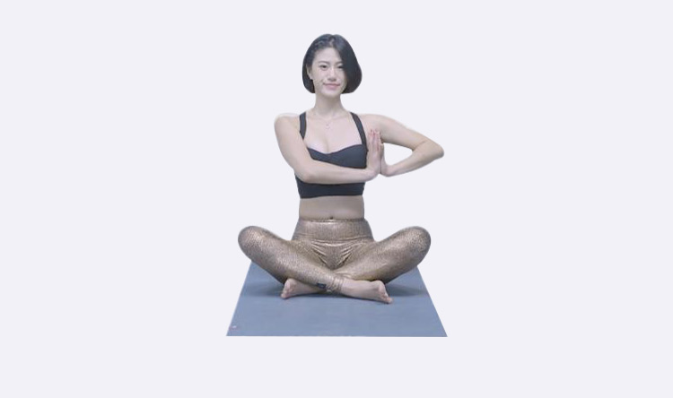 夏季经络瑜伽