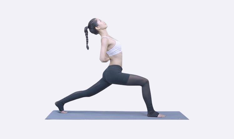 清晨瑜伽高级