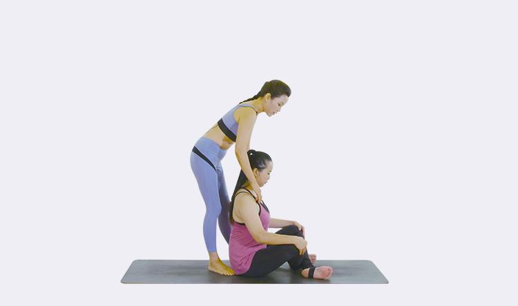 五行经络瑜伽
