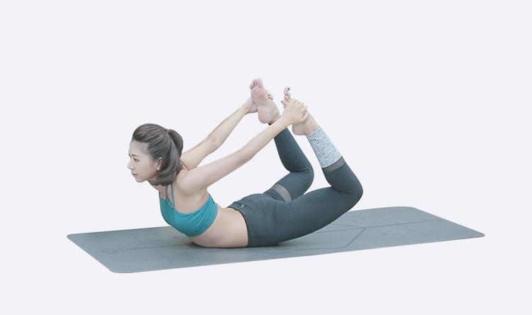 增强脊柱柔韧